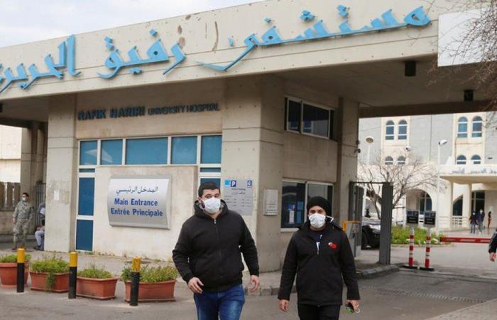 مستشفى الحريري: 32 حالة حرجة بكورونا وحالتا وفاة