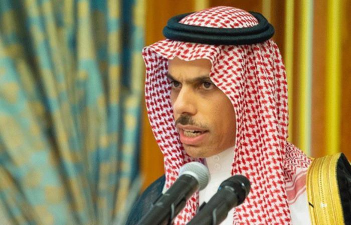وزير خارجية السعودية: ندعم التطبيع الكامل مع إسرائيل
