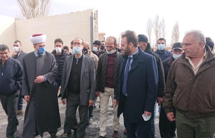 """""""الحزب"""" دفع المتأخرات بدل استجرار الكهرباء من سوريا إلى بلدة طفيل"""