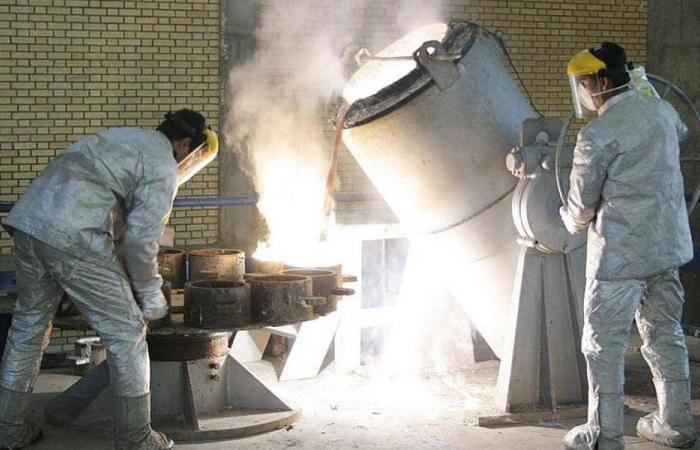 إيران اتخذت خطوات لإنتاج سلاح نووي