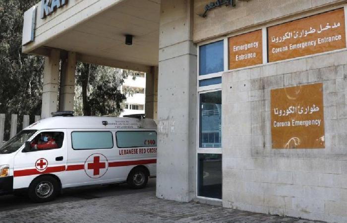 """مستشفى الحريري: وفاة جديدة بـ""""كورونا"""""""