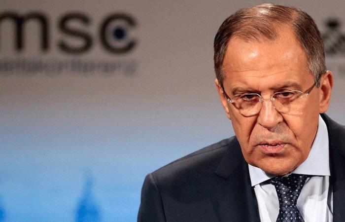 لافروف التقى وفدًا من المعارضة السورية: ندعم الحوار الشامل