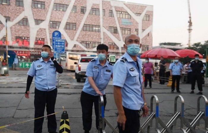 أسوأ تفش لكورونا منذ آذار.. الصين تبدأ حملة فحوصات واسعة