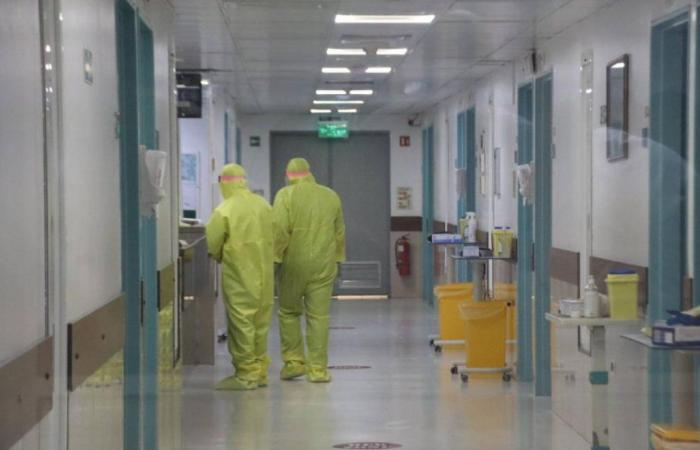 عدد مصابي كورونا في المستشفيات الى انخفاض!