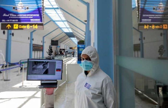 الأمن يكشف فحص كورونا مزور لمسافر عبر المطار!