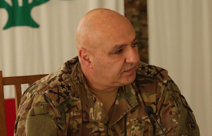 قائد الجيش استقبل سفير الباراغواي ووفدا من الاتحاد الأوروبي