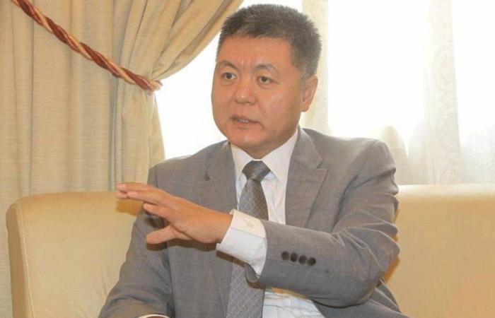 السفير الصيني مودعًا لبنان: سأواصل متابعة الوضع