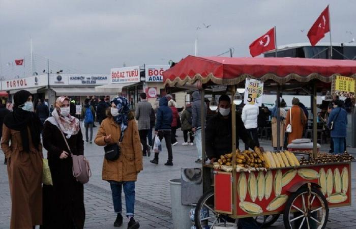 تركيا تسجّل أعلى مستوى للإصابات بكورونا منذ بدء الجائحة!