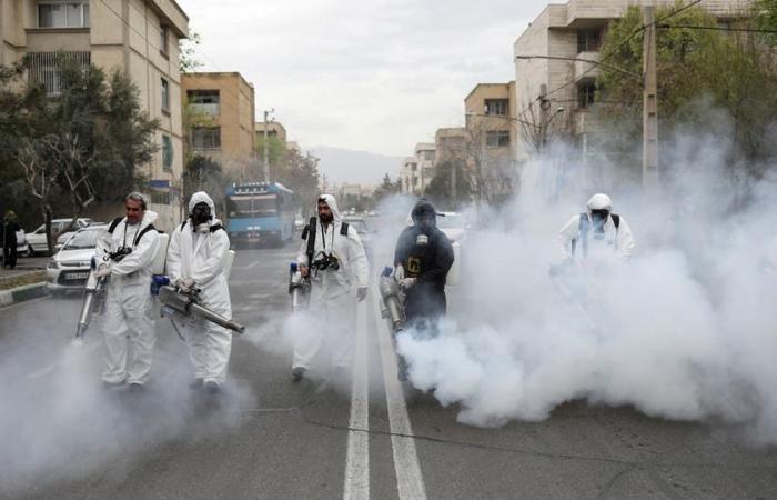 إيران… الإغلاق العام في 250 مدينة بينها طهران