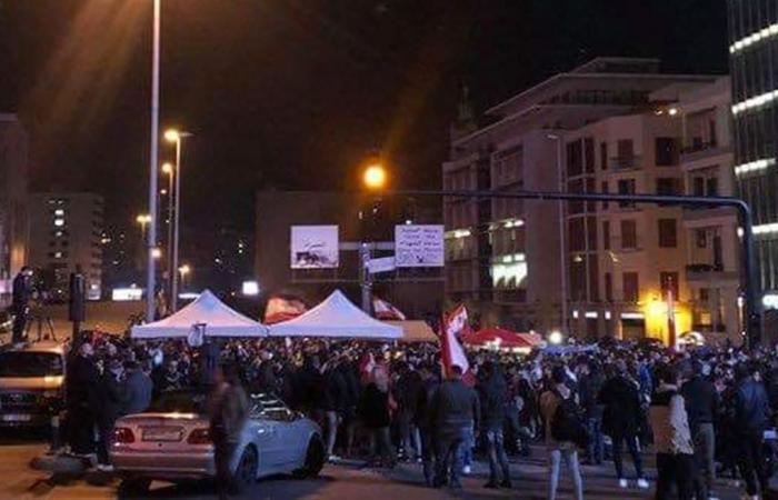 'أسبوع الغضب' يشلّ لبنان.. إليكم الطرقات المقطوعة حتى الآن