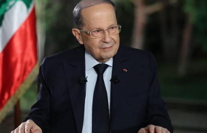 عون: الوضع فاقم الأزمة وانعكس سلباً على الأمن.. وأعوّل على اللبنانيين لمحاربة الفساد