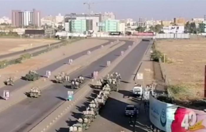 تمرّد قوة بالمخابرات في الخرطوم.. الجيش السوداني: كل الخيارات مفتوحة
