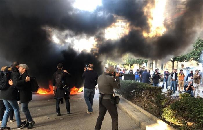 الشارع يستعيد زخمه من جديد في اليوم الـ90 للإنتفاضة (فيديو)