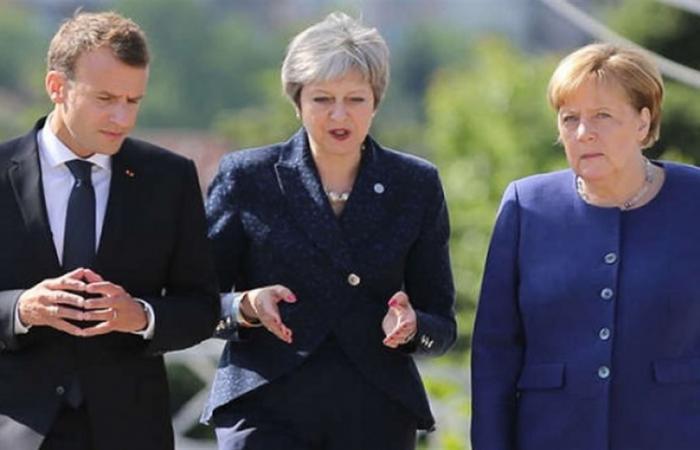 فرنسا وبريطانيا وألمانيا ستقوم بتفعيل آلية فض النزاع النووي مع إيران