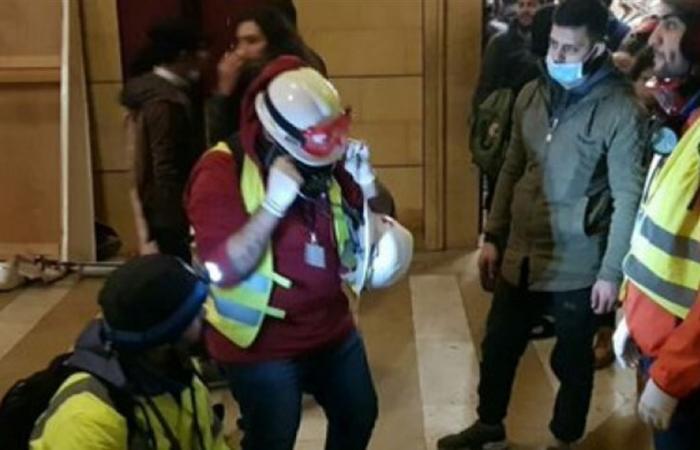 دار الفتوى: دخول متظاهرين إلى مسجد الأمين أمر انساني وأخلاقي وديني