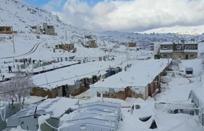 لمن يريد الذهاب إلى المناطق الجبلية اليوم.. الثلوج قطعت هذه الطرقات