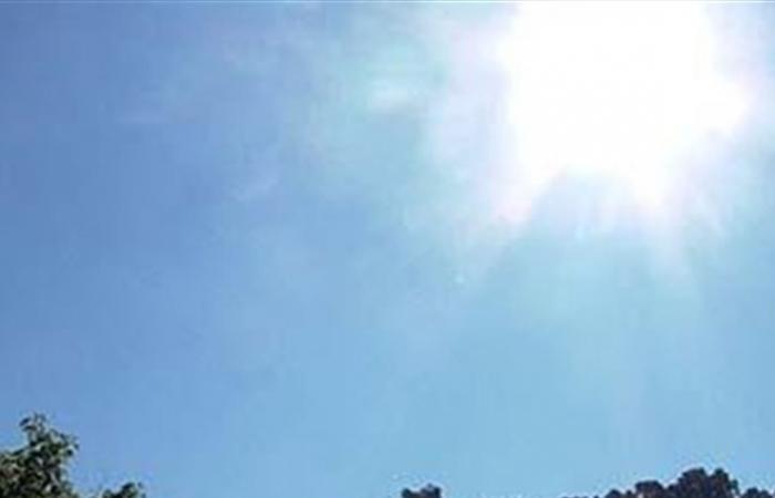 الطقس غدا قليل الغيوم مع ارتفاع طفيف بالحرارة