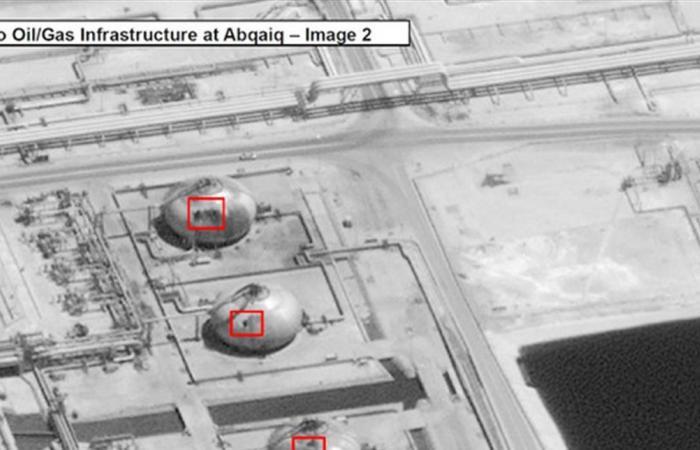 هجوم أرامكو تابع.. واشنطن توجه أصابع الاتهام إلى إيران