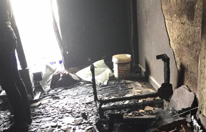 مأساة في عكّار.. حريقٌ يودي بحياة طفلَيْن!