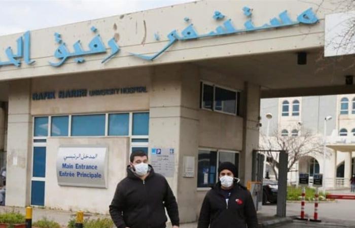 تقرير مستشفى الحريري عن كورونا: 3 إصابات في وحدة العزل و40 حالة في قسم الطوراىء