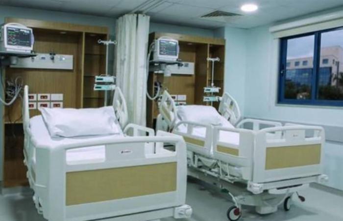 المستشفى مقفل