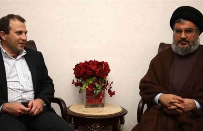 هل يستقبل نصرالله رئيس 'التيار الوطني' قريباً؟