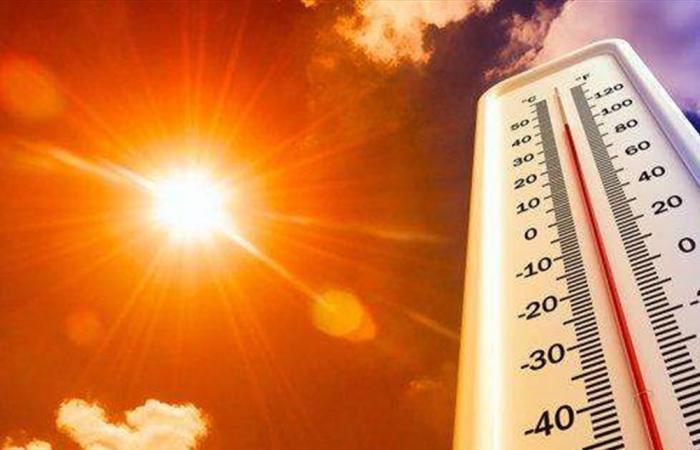 ارتفاع في درجات الحرارة ونسبة الرطوبة غدا