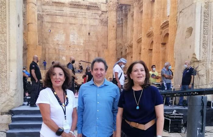 دي فريج عن تحضيرات الحفل الموسيقي في قلعة بعلبك: سنبقى صامدين ونؤدي رسالتنا الثقافية