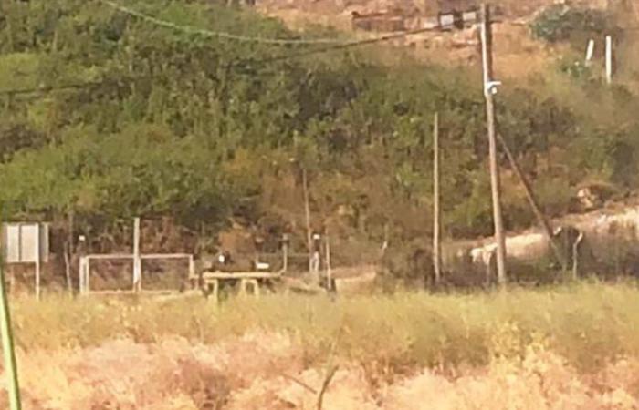 دورية للعدو الاسرائيلي عند الشريط التقني.. ورفع سواتر ترابية قبالة الوزاني