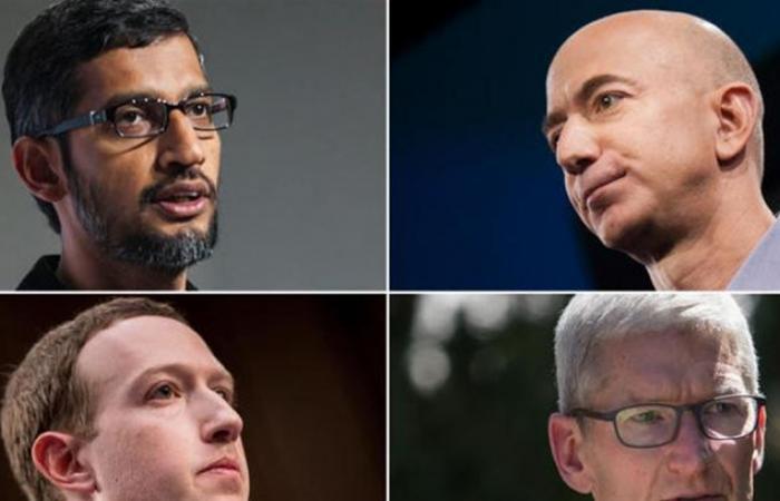 وسط تفشي وباء كورونا... شركات التكنولوجيا العملاقة أصبحت أكثر هيمنة