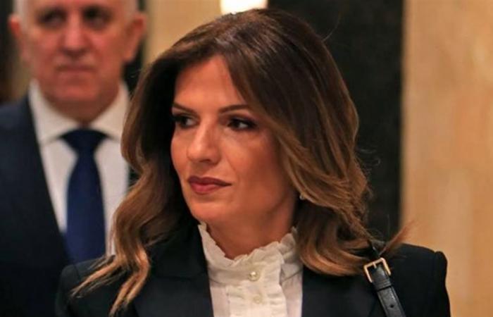 وزيرة العمل: الممرضة زينب حيدر شهيدة الواجب