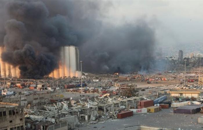 تفاصيل جديدة عن انفجار بيروت..ماذا أعلن المجلس الأعلى للدفاع؟