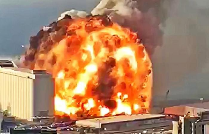 خبير متفجرات: انفجار بيروت لم يكن بسبب نترات الأمونيوم وهذا هو الدليل