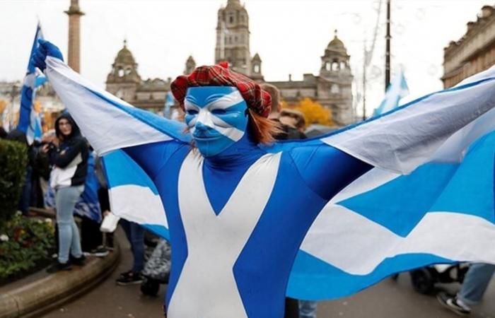 غالبية الاسكتلنديين يؤيدون الاستقلال!