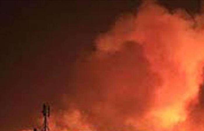أصوات انفجارات بمخازن ذخيرة للجيش السوداني في الخرطوم (فيديو)