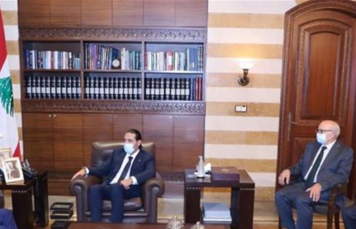 إعادة إعمار بيروت محور حديث الحريري - هيل