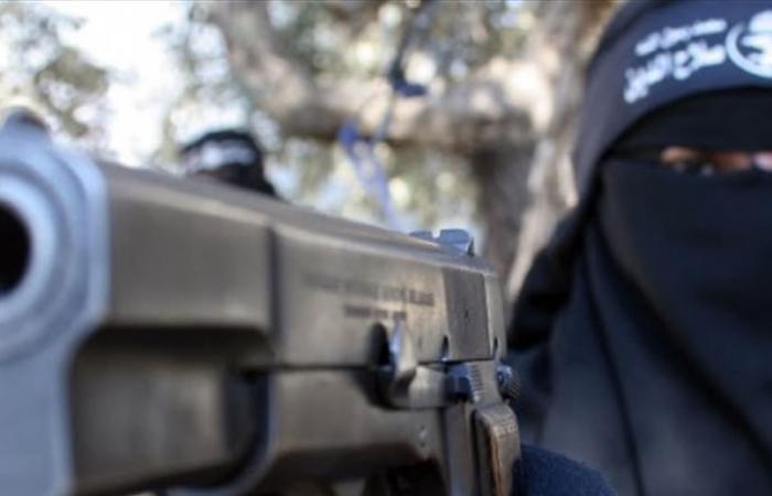 داعشيات يهربن في 'صهاريج' (فيديو)