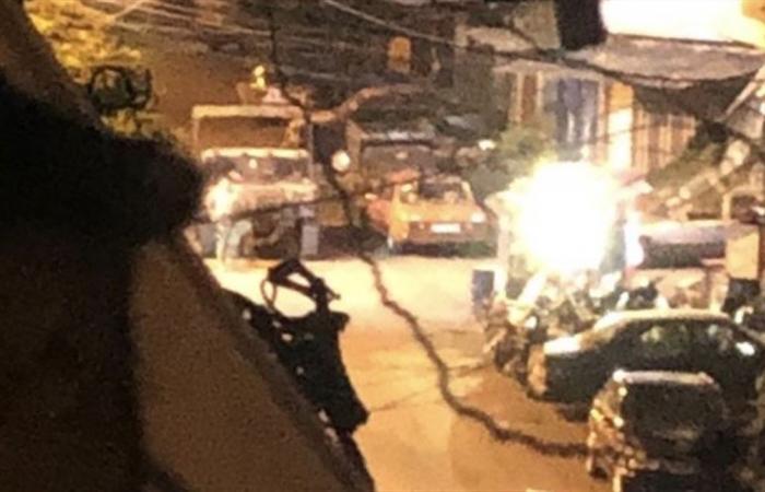 إطلاق نار باتّجاه سارق في طرابلس