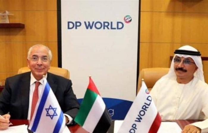 مذكرات تفاهم بين 'موانئ دبي' و'دوفرتاوار' الإسرائيلية