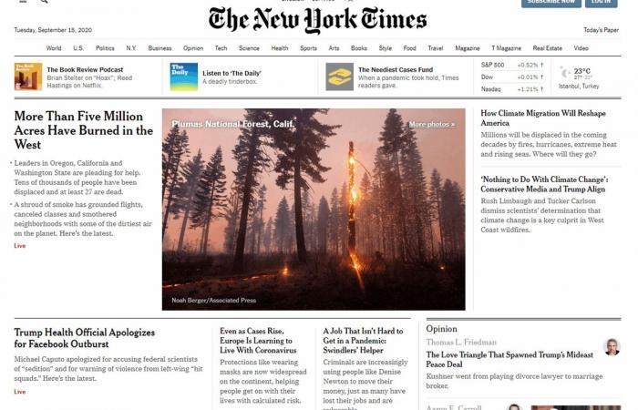 بالصور.. مواقع وصحف أميركية كبرى تجاهلت مؤتمر التطبيع في البيت الأبيض