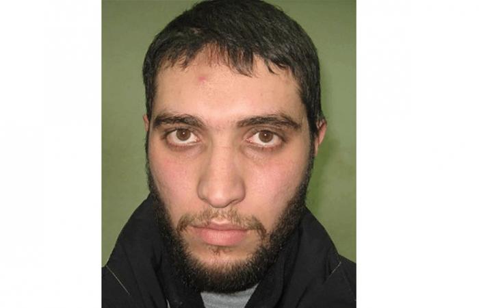 قيادة الجيش تعمّم صورة الإرهابي الثالث في خلية البداوي