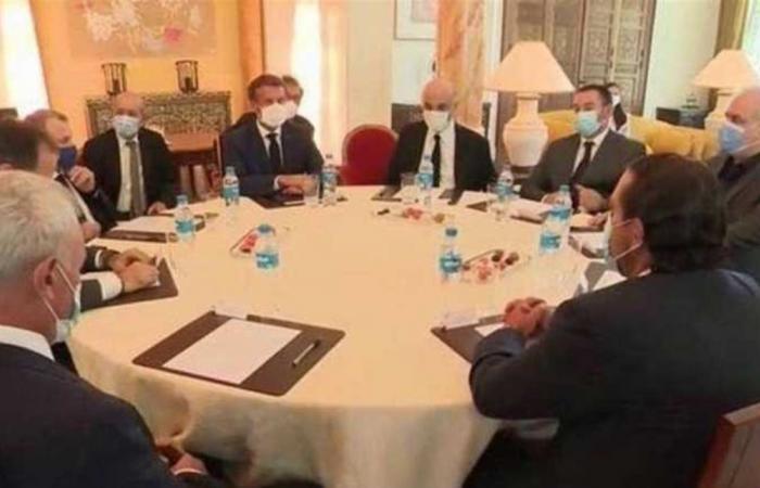 المبادرة الفرنسية بالعناية الفائقة.. الطبقة السياسية أمام خيارين: حكومة إنقاذ أو سقوط لبنان!