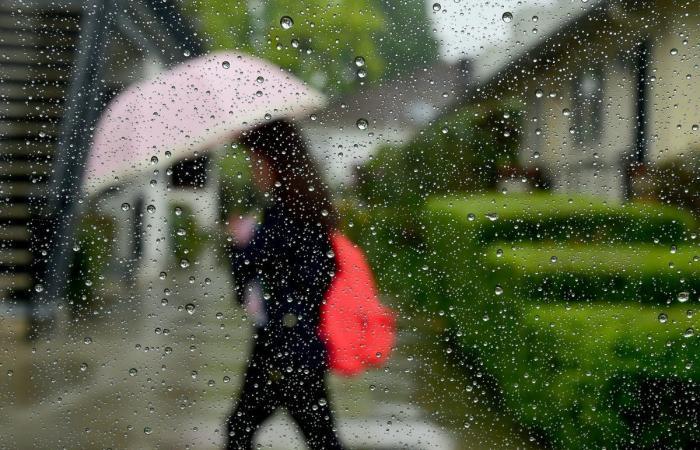 بداية تشرين: أمطار ورياح!