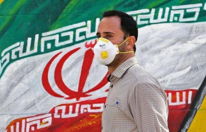 رقم قياسي لكورونا في ايران منذ تفشي الجائحة