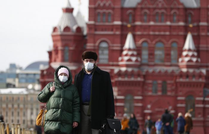 في موسكو.. أعداد وفيات كورونا تنخفض