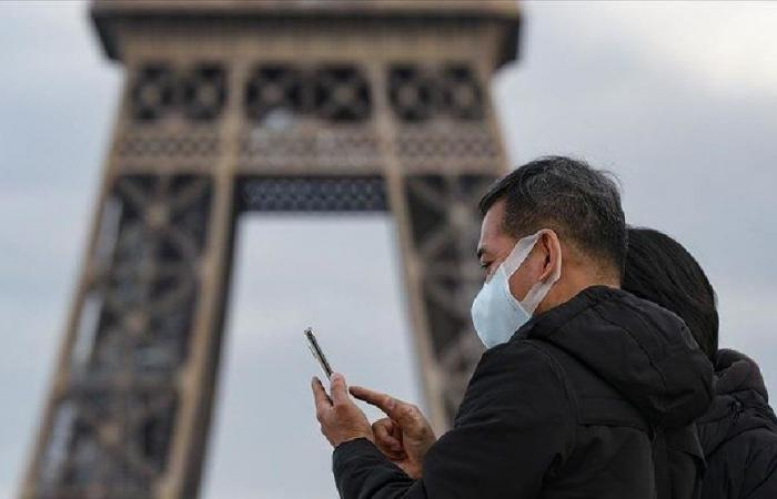 أكثر من 23 ألف إصابة جديدة بكورونا في فرنسا